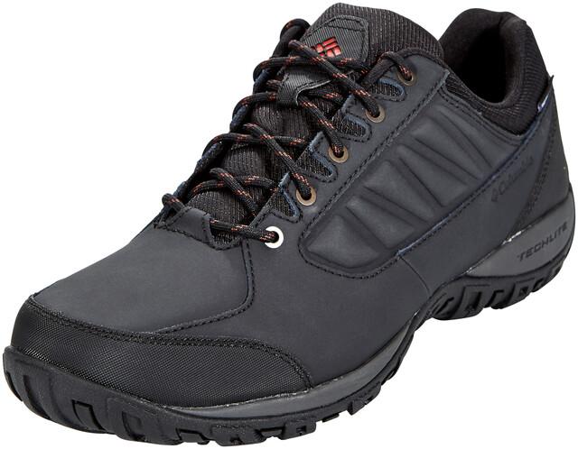 Wp Ridge Columbia Chaussures HommeBlackrusty Ruckel dxoWrCEQBe